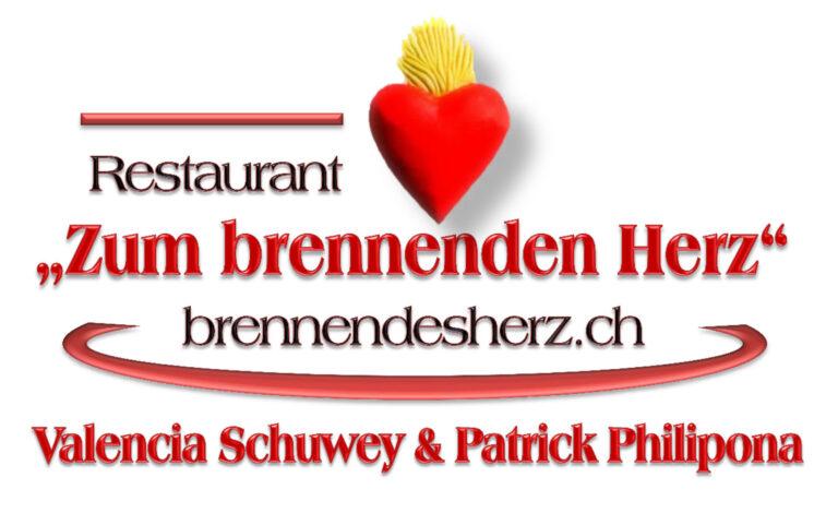 Sponsor Schwyberg Bike_Restaurant zum brennenden Herz Rechthalten